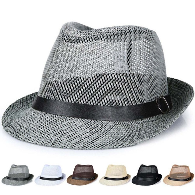 2018 Outdoor Camping hiking hat Men s breathable Linen Sun Hat Topper Sun  Hat Outdoor Sports Hat nx ba6ed2e30f7
