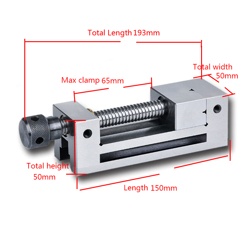High Precision Machine vise 2 2 inch High precision Right Angle Vise Grinder CNC Vise Gad
