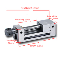 High Precision Machine vise 2 2 inch High precision Right Angle Vise Grinder CNC Vise Gad Tongs For Surface Grinding Machine