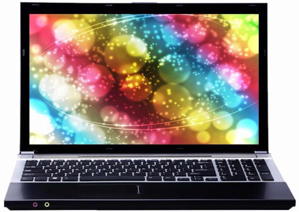 8 gam RAM DDR3 + 1000 gb HDD 15.6 inch LED Intel Core i7 CPU Máy Tính Xách Tay Windows 7/10 Máy Tính Xách Tay Máy Tính với DVD-RW Được Xây Dựng Trong WIFI Bluetooth