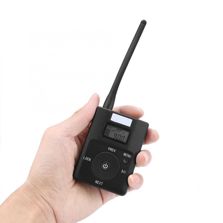 Transmetteur bluetooth Portable 3.5 MM faible puissance sans fil transmetteur FM adaptateur de Radio stéréo adaptateur audio bluetooth
