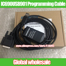 Programming-Cable Fanuc for GE Ge90-70/90-30-Series Communication/download-Cable IC690USB90