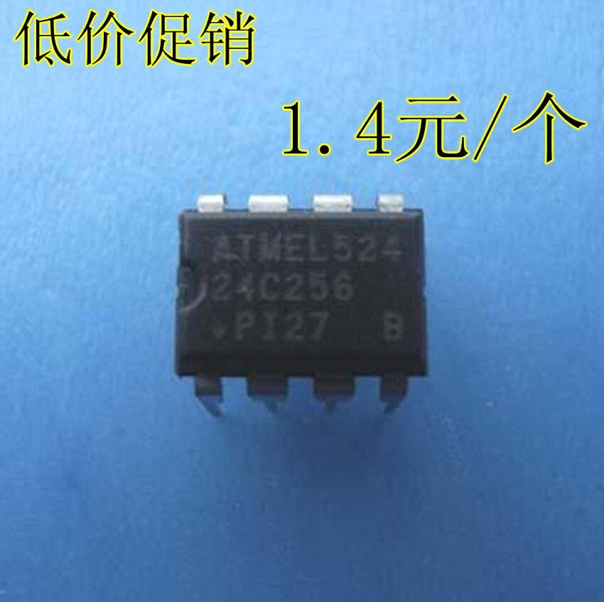 5PCS AT24C32 2-Wire Serial EEPROM Memory DIP NEW