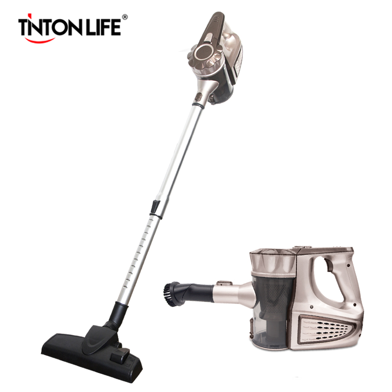TINTON LIFE Cordless Handheld&Stick Vacuum Cleaner for Home Wireless Vacuum Cleaner aspirateur VC810