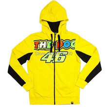Free Shipping2016 New Men's Clothing MotoGP Outerwear Coats Rossi VR46 Air Tex Textile Hoodie Winter Sport Driving Motorcycle