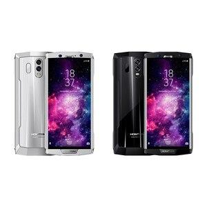 Image 3 - オリジナルhomtom HT70 4 グラムFDD LTE 10000mah携帯電話MT6750Tオクタコア 6.0 インチ 16.0MP 4 1gbのram 64 ギガバイトromアンドロイド 7.0 指紋