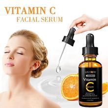 New 30ml Facial Serum Vitamin C vitamin E Organic Moisturizing Skin Care anti-Wr