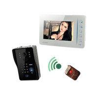 7 Inch Multi Functiona Intercom Video Door Phone