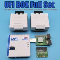 2018 New UFi Box Powerful EMMC Service Tool Read EMMC User Data Repair Resize Format Erase