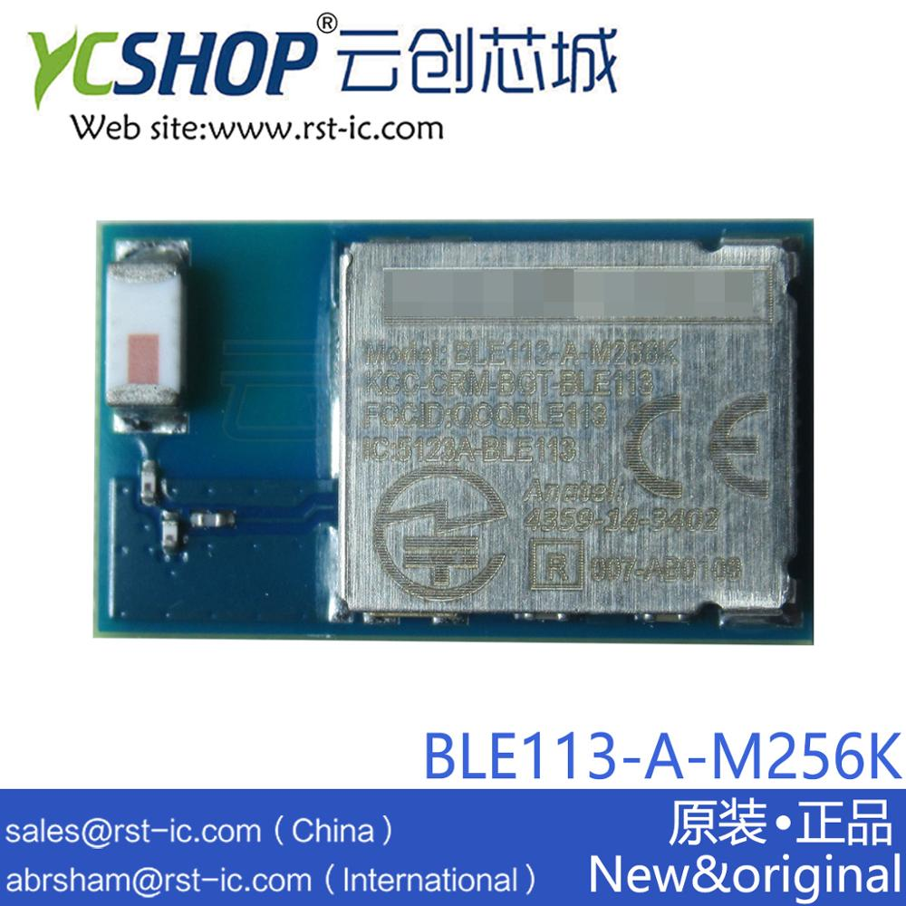 Bluetooth-Modules Stack Software BLE113-A-M256K Flash Integrated-Antenna Low-Power