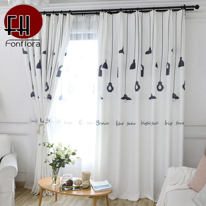 Modern Blackout Curtains For Living