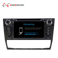 Latest 8 Octa Core Android 6 0 1 Car DVD GPS For BMW E90 With Capacitive