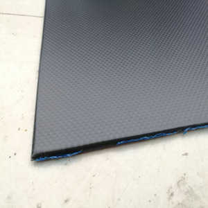 Image 5 - 3K Carbon Fiber Plate 200x250mm 100%Pure Carbon Board 1mm 2mm 3mm 4mm 5mm Thickness  Carbon Fiber Material For RC UAV/Toys