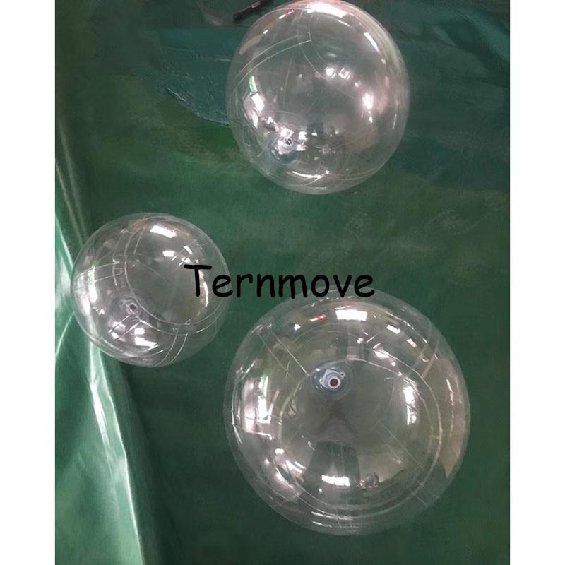 Decor Clear Balloons Inflatable Toys Bubble Decoration Transparent Balls