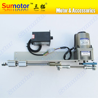 AC 110V 220V 25W 40 70 100mm stroke Automatic Linear actuator reciprocating motor for vibration screen Shale shaker Spraying