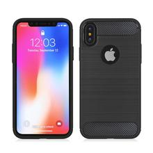 Scratch Resistant Shock Absorption Anti Skid TPU+PC Phone Case For iPhone Xs 5.8 Proof