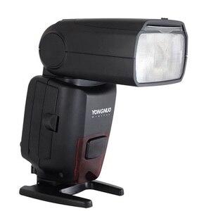 Image 3 - Yongnuo YN860Li 1800mAh Lithium Battery Speedlite GN60 2.4G Wireless Camera Master Slave Flash for Canon Nikon Pentax Olympus