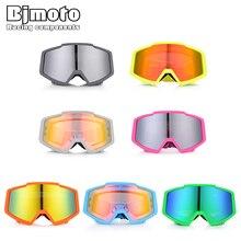 BJMOTO Sport Ski Goggles Motocycle Snowboarding Skateboard E