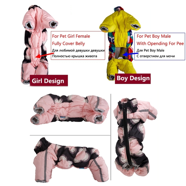 New Puppy Dog Clothing For Pets Luxury Zipper Jackets Small Big XXL Animal Pet Winter Warm Down Yorkshire Dachshund Cat Products 2