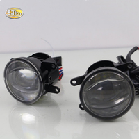 SNCN 24W+14W LED Multifunctional LED Fog Lamp for Nissan Patrol 2005~2015 with DRL daytime running lights