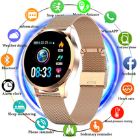 HIGH Quality Q9 Smart Watch Waterproof Message call reminder Smartwatch men Heart Rate monitor Fashion Fitness Tracker pk QW09