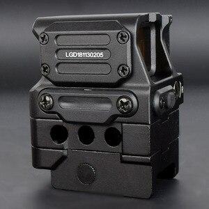Image 5 - DI Optical FC1, réflexe à visée holographique avec point rouge, objectif de 20mm (noir)
