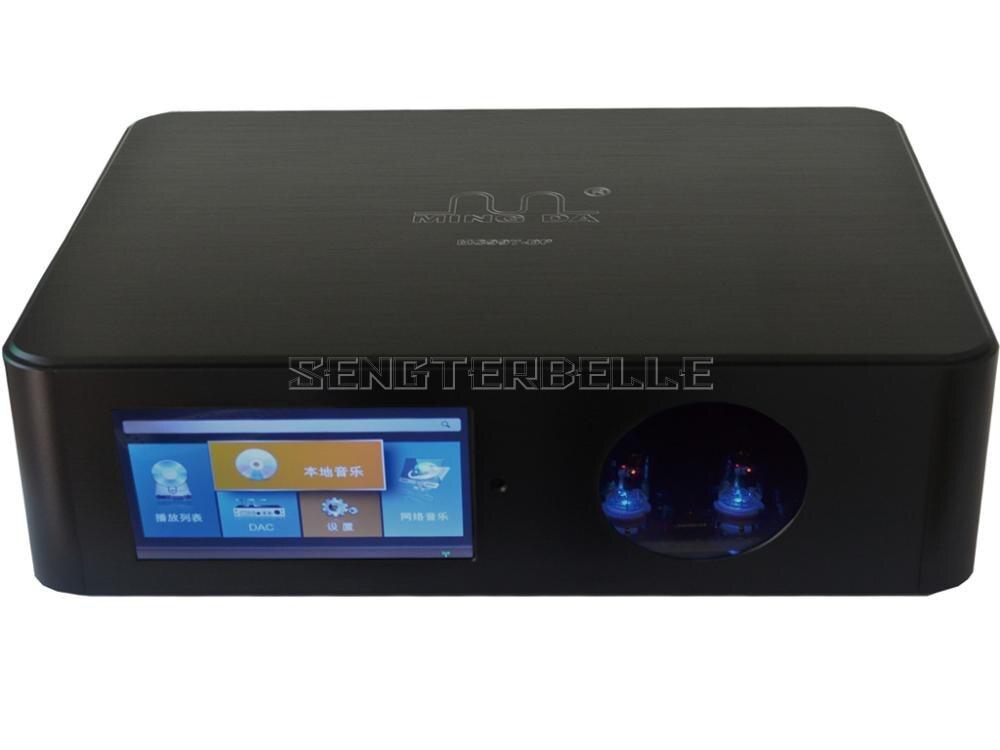 Desktop Digitaler Musik-player Tragbares Audio & Video FleißIg Fertigen Mc997-dp Ess9018 Jj E88cc Vakuumröhre Digital Player GüNstige VerkäUfe