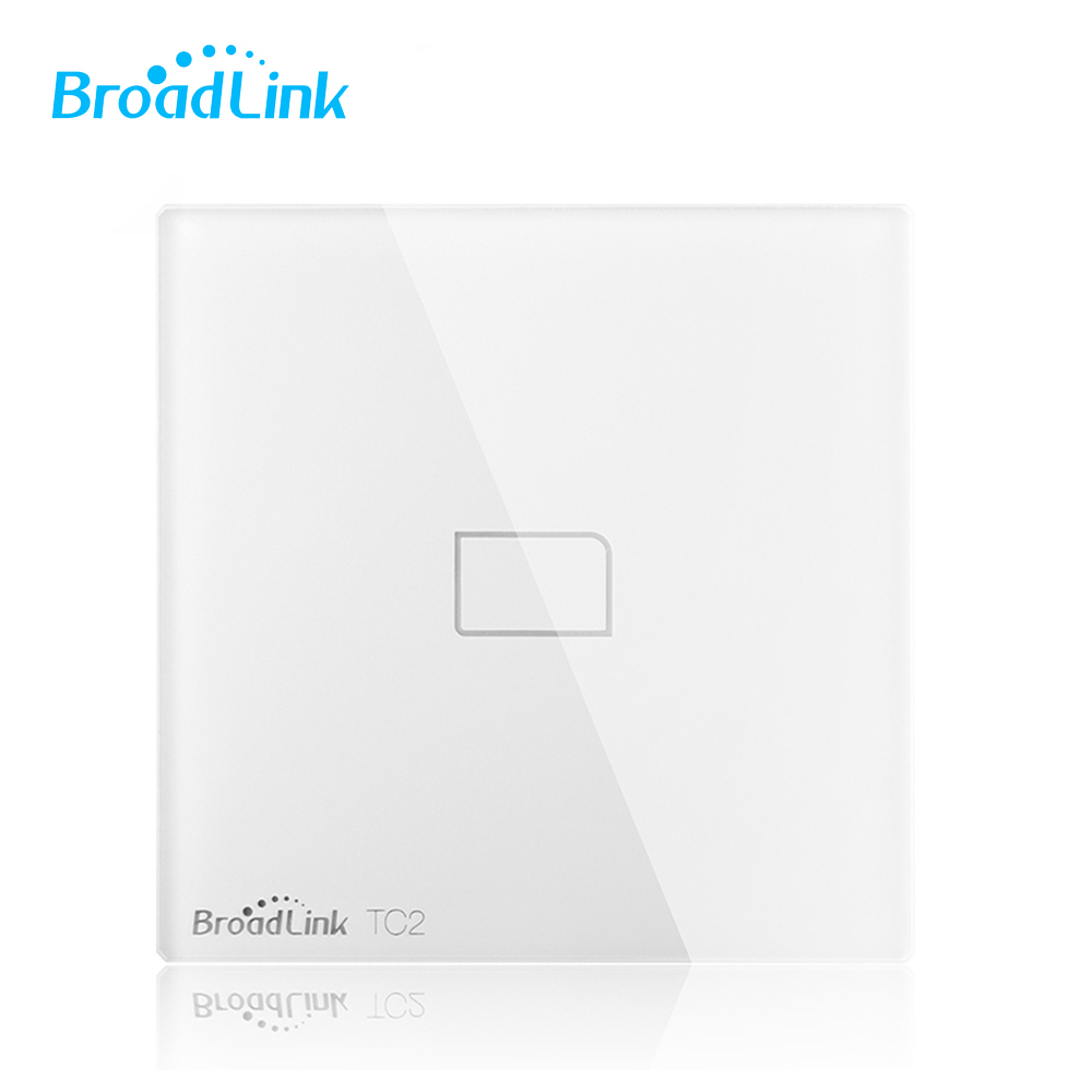 Broadlink TC2 EU Plug 1Gang 2Gang 3Gang RF433 Wireless Wifi Control Electrical Equipment Home Touch Light Wall Switch wireless service call bell system popular in restaurant ce passed 433 92mhz full equipment watch pager 1 watch 7 call button