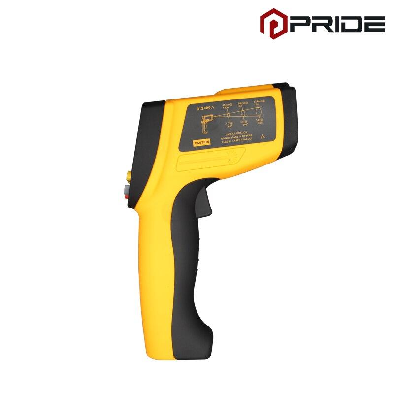 Infrared Thermometer 200 ~ 1850 Degree Centigrade ( 392~3362 Fahrenheit )