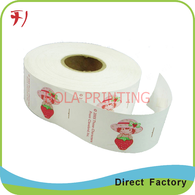 Customized Factory price electronic adhesive labels printing