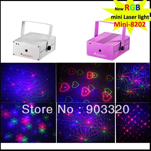 Hot Sale 330MW RGB Full Color Laser Light With 20 Grating Patterns Combination Effects Disco Club