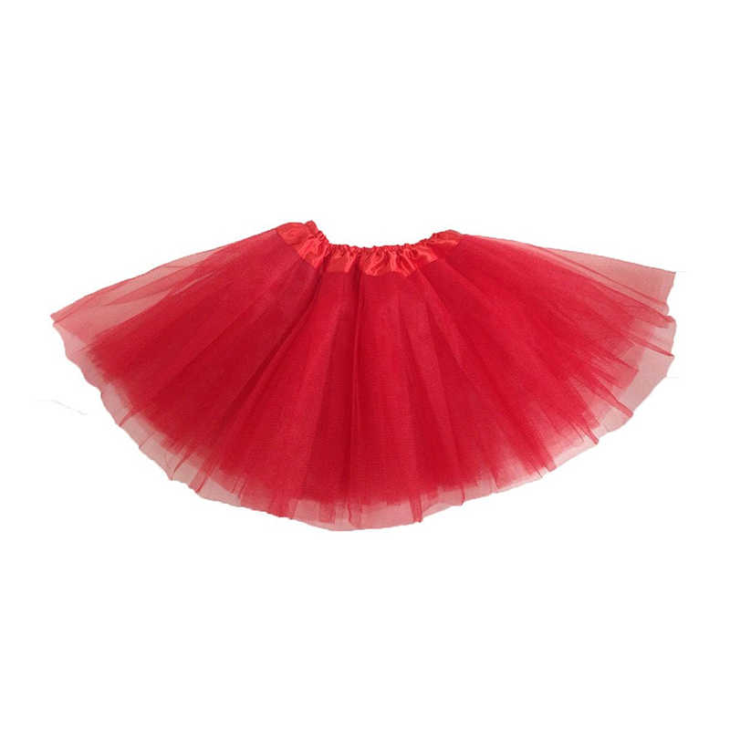 สาวโมเดิร์นเด็กบัลเล่ต์กระโปรง Fairy Tutu กระโปรงสีแดงฤดูร้อนเด็กเจ้าหญิง Tutu กระโปรงเด็กหญิง