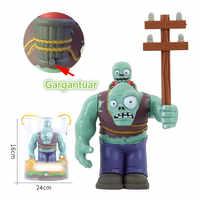 Plants vs. Zombies PVZ BIG Zombie The Gargantuar Figures Diy Model Legoings Education Toys For Children Gift