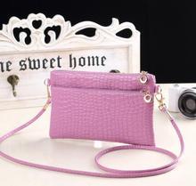 Women Leather Zipper Handbags