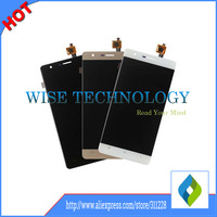 5 0 Oukitel K4000 Lite LCD Display Touch Screen Digitizer 100 Original LCD Screen Glass Panel