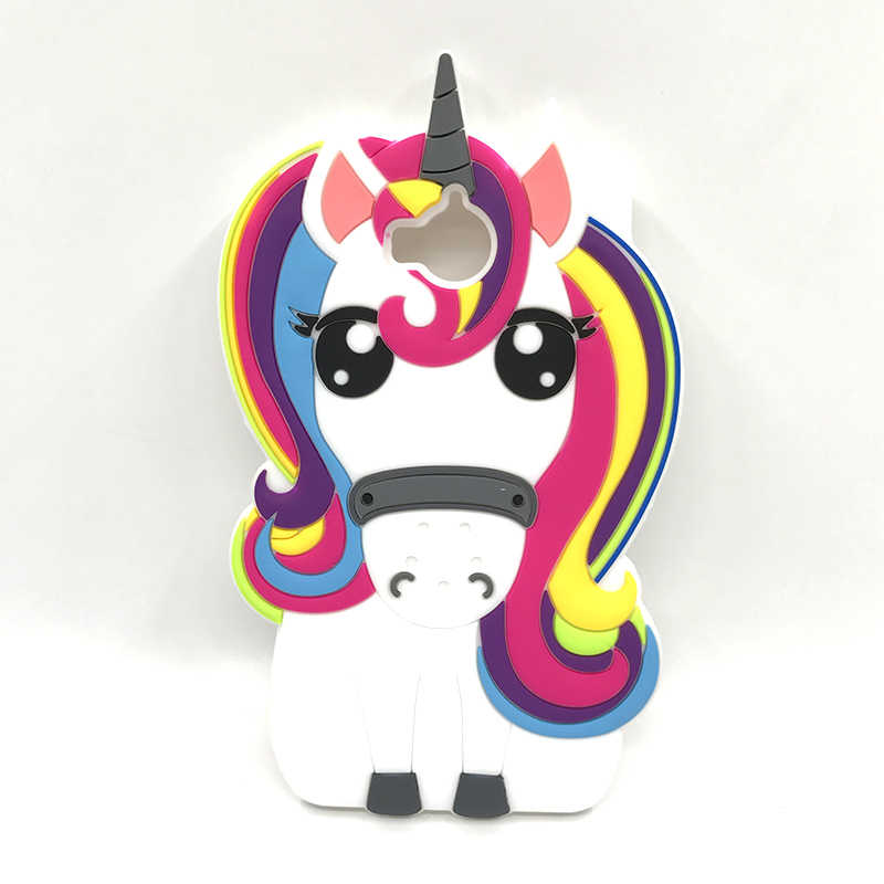 Case Horse Cute Cartoon Silicone Soft