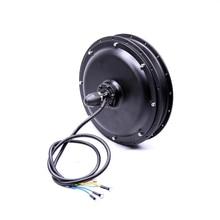 11.11 2020 Free shipping 48V1000w rear wheel hub motor for electric bike kit wheel motor