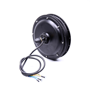 Image 1 - 11.11 2020 Free shipping 48V1000w rear wheel hub motor for electric bike kit wheel motor