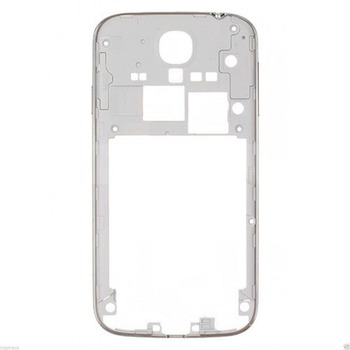 цена на Rear S4 Middle Frame For Samsung Galaxy s4 i9505 i9500 i9506 i337 Mid Plate Bezel Housing Sliver/Gold With Power Volume Key