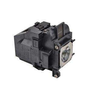 Image 3 - Lampe de Projecteur De rechange ELPLP87 Pour BrightLink 536Wi,EB 520,EB 525W,EB 530,EB 535W,EB 536Wi,PowerLite 520,V13H010L87