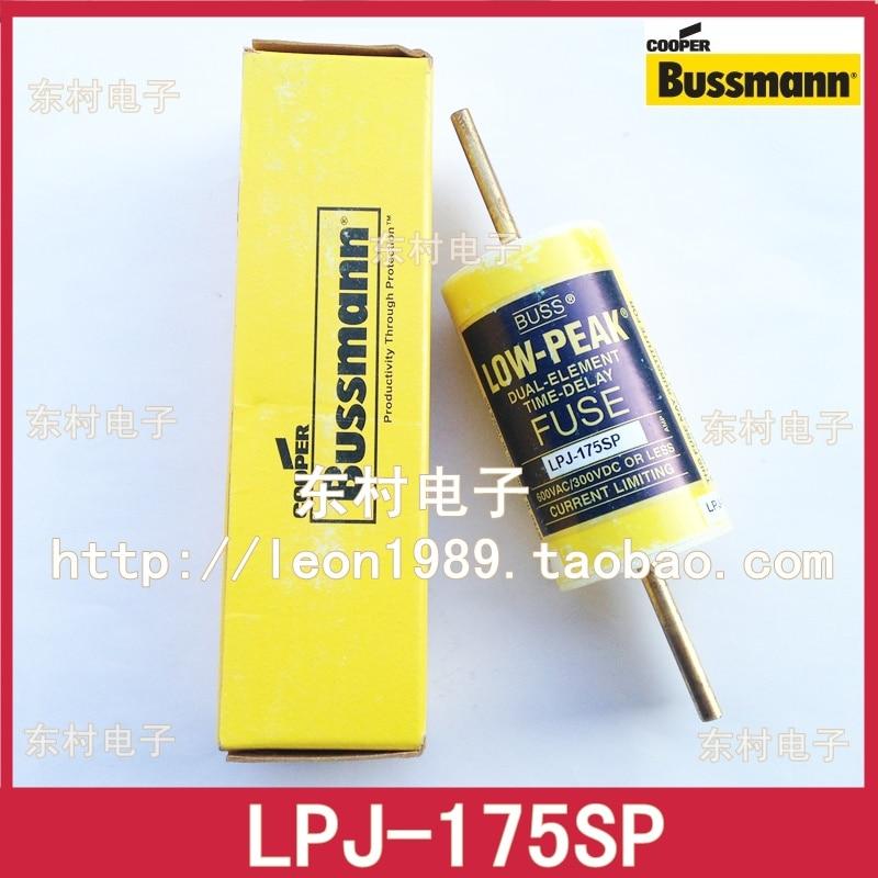 US Fuse BUSSMANN LOW-PEAK fuse LPJ-175SP 175A 600V [sa]united states bussmann fuse low peak fuse lpj 175sp 175a 600v