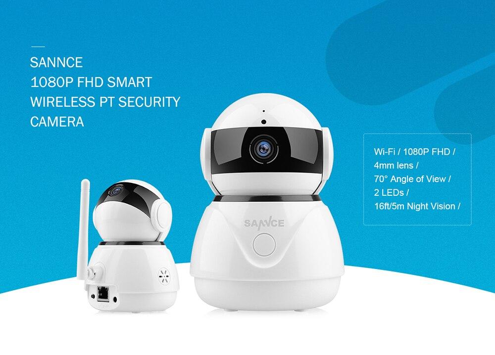 Security CCTV 1080P Network 1