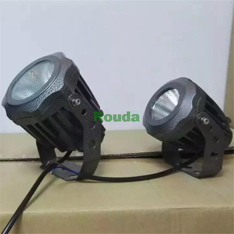 Waterproof IP66 LED Floodlight 10W 85-265V Outdoor Lighting