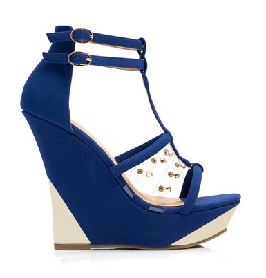 Popular Royal Blue Wedge-Buy Cheap Royal Blue Wedge lots from ...