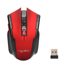 Wireless Mouse 2.4Ghz Mini Portable Optical 1200DPI Adjustable Professional Game Gaming Mouse Mice For PC Laptop