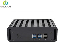 Fanless Mini PC with Intel Core i5 4200U Dual core,With VGA And HDMI Wifi And M-sata. Intel HD Graphics 4400 TV Box