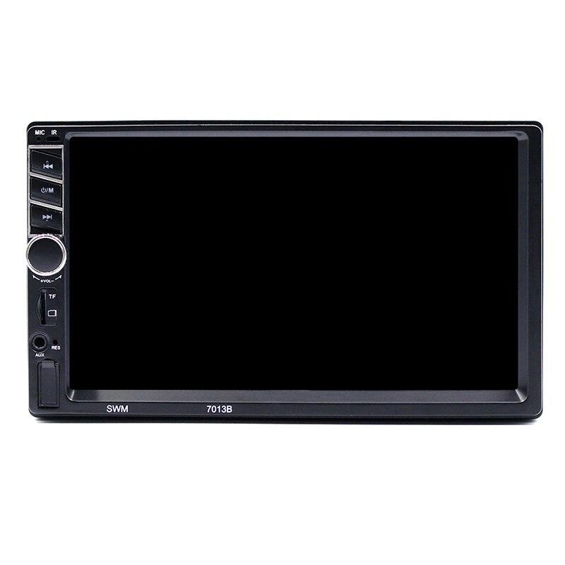 2018 Auto pièces 7 pouces haute définition voiture Audio MP4/MP5 lecteur Bluetooth MP3 carte U Radio voiture lecteur CD lecteur DVD
