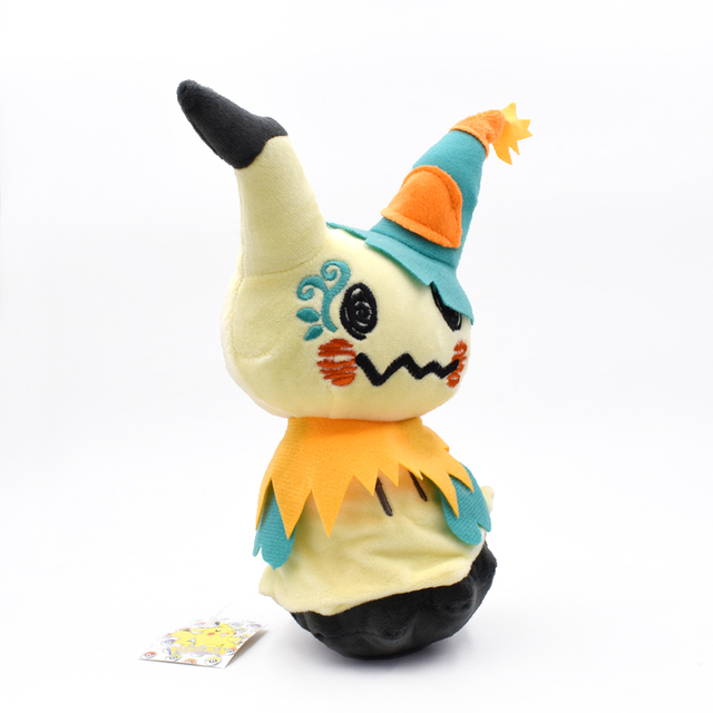 Аниме игрушка покемон Пикачу Хэллоуин 27 см 4