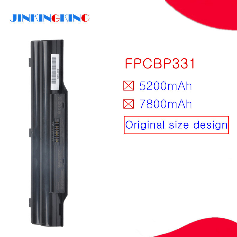NEW 6 Cell FPCBP331 FPCBP347AP Laptop Battery For Fujitsu Lifebook A532 AH532 AH532/GFX FMVNBP213 P567717-01