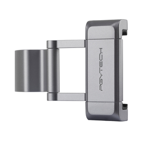 Image 2 - PGYTECH OSMO Pocket 2 Phone Holder Plus Set Foldable+All aluminum /Universal Tripod Bracket for DJI OSMO Pocket Accessories